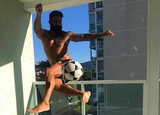 Futebol de apartamento