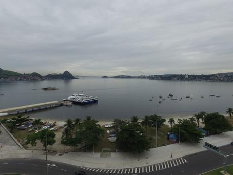 Niterói terá mais uma semana de chuva e temperaturas baixas