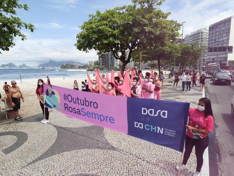 Pandemia pode ter atrasado pelo menos 600 diagnósticos de câncer de mama em Niterói
