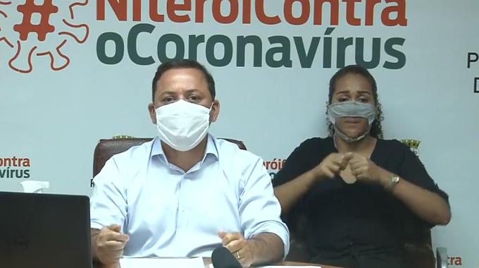 Covid-19: Niterói volta a registrar média de duas mortes por dia pela doença