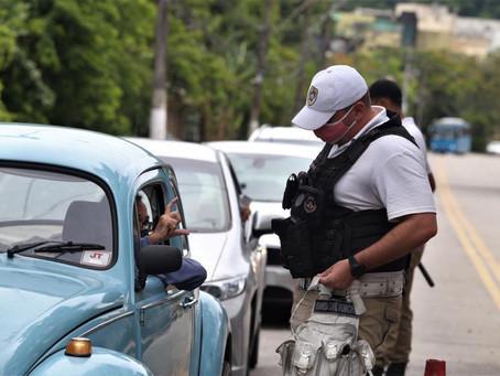 Prefeitura anuncia barreiras em Camboinhas para conter a Covid-19