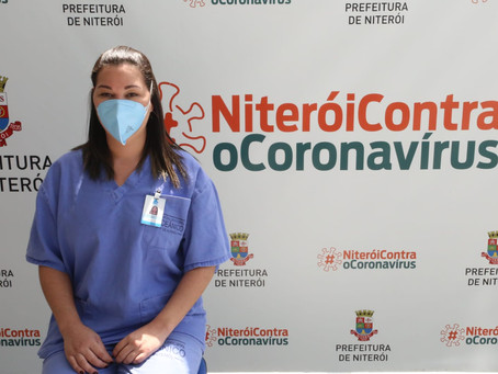 'Não temos o direito de tirar a esperança dos que acreditam em dias melhores', diz enfermeira