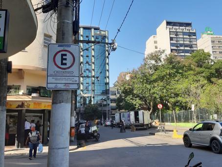 Niterói Rotativo diz que cobra estacionamento com fotografias e geolocalização