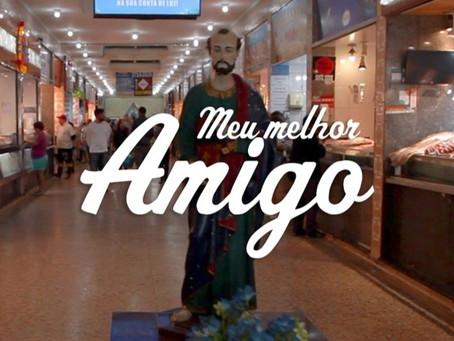 Mercado São Pedro é protagonista em filme exibido em festival de curta