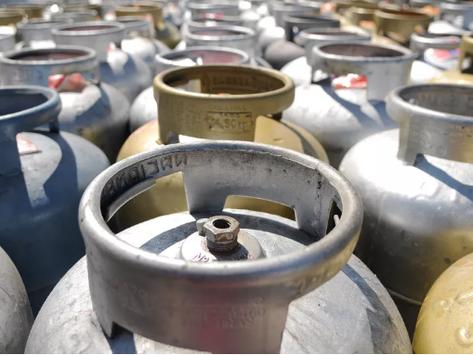 Gás de cozinha chega a R$ 110 em Niterói; alta afeta 70% dos domicílios