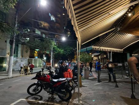 Motoboys criam associação com sede em Niterói para defesa da categoria