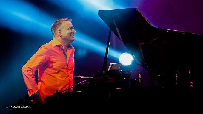 Pianista Márvio Ciribelli faz live na Sala Nelson Pereira dos Santos e promete surpresas