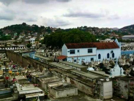 Niterói amplia vagas em cemitérios para funerais rápidos e sem abraços