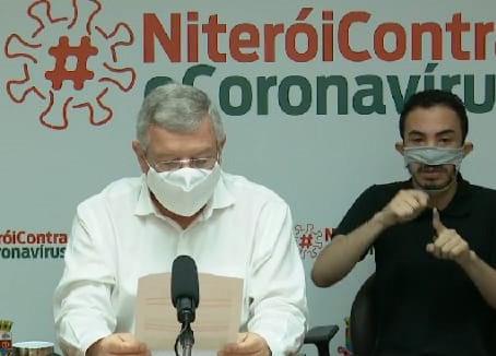 É lamentável Niterói se esforçar e municípios vizinhos 'não fazerem nada', diz Axel Grael