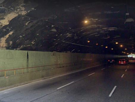 Obra em túnel de São Francisco começa nesta segunda; veja o que muda
