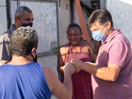 Covid, eleições e igreja. O peso do voto evangélico em São Gonçalo