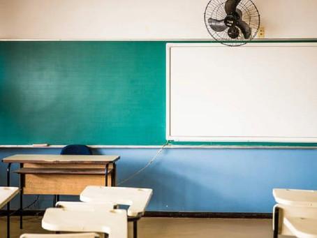 Parte do Ensino Fundamental I poderá voltar às aulas presenciais na segunda em Niterói