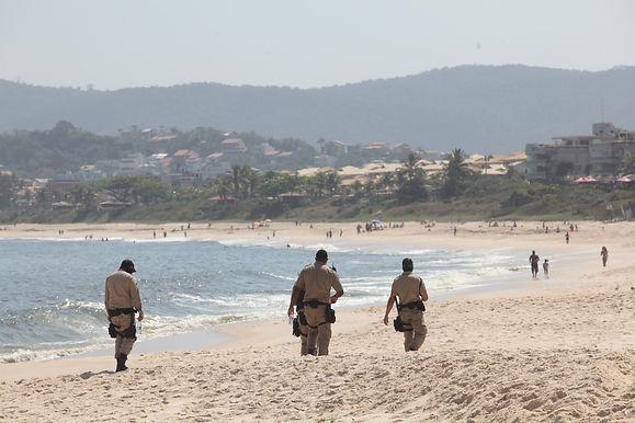 Praias de Niterói terão fiscalização no fim de semana