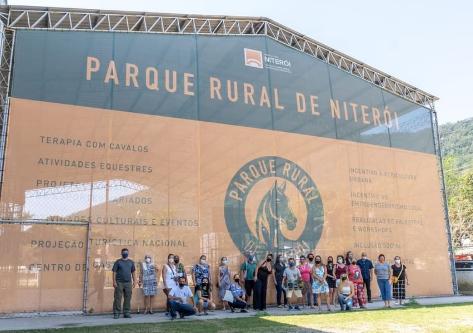 Parque Rural terá primeira edição do projeto Ação Mulher, neste sábado