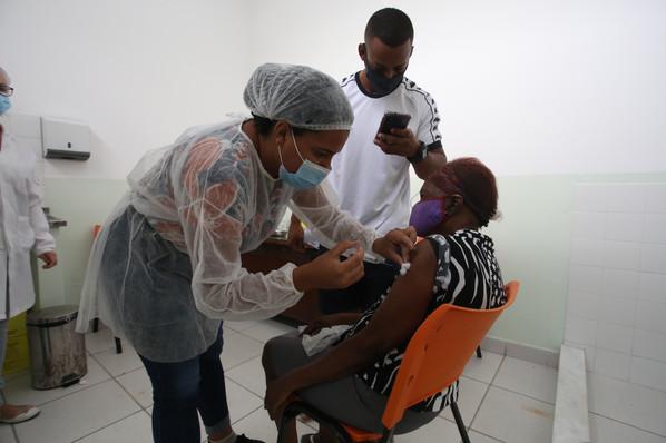 Vacinação em Niterói