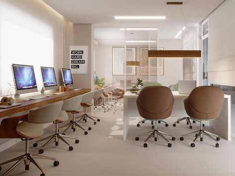 Coworking e área delivery: novo normal dita a tendência do mercado imobiliário