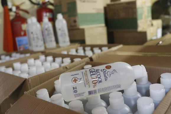 MP investiga compra de álcool em gel pela prefeitura de Niterói