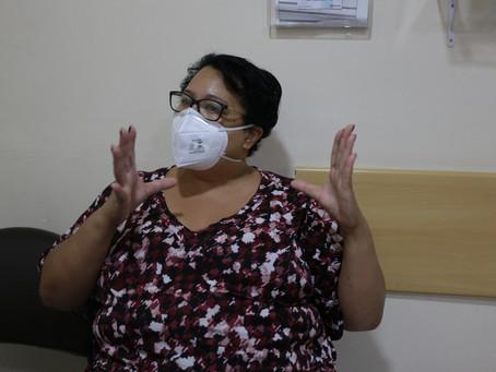 Primeira pessoa vacinada em Itaboraí já tinha tido Covid 2 vezes
