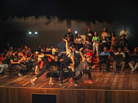 Teatro Municipal de São Gonçalo será aberto ao público em 1º de setembro
