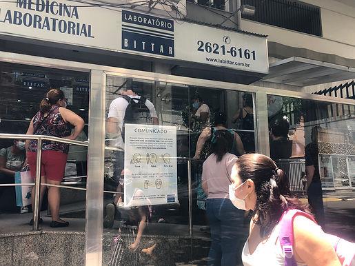 Epidemiologistas da UFF recomendam lockdown imediato em Niterói