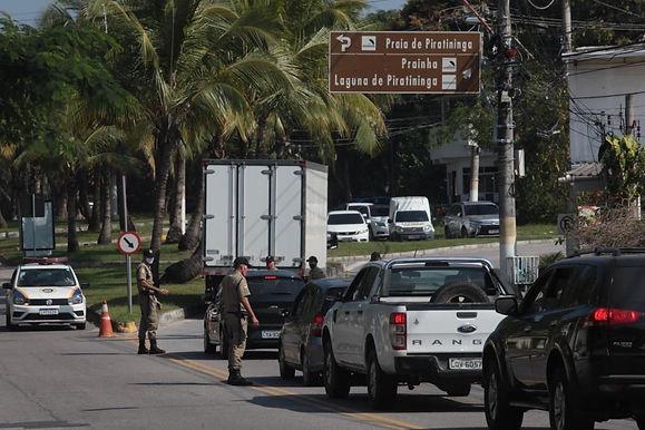 Prefeitura de Niterói volta a fechar praias oceânicas