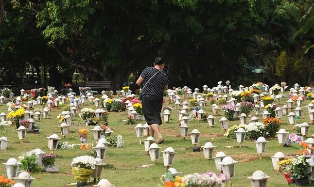 Homenagem aos moradores de Niterói mortos pela Covid-19