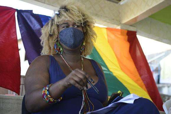 Benny Briolly: 'Vou lutar pela política de direitos humanos em Niterói'