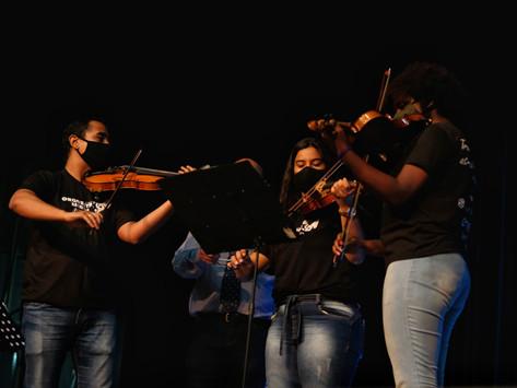 Teatro Municipal de São Gonçalo promove festival de música inclusiva