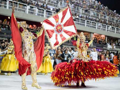 De alma lavada: uma homenagem à Viradouro, campeã do Carnaval de 2020