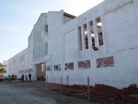 Preço de aluguel no novo Mercado Municipal de Niterói afasta empreendedores