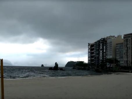 Niterói pode registrar novas rajadas de vento até o fim da semana