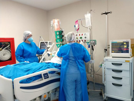 Pandemia pode continuar crítica em abril, com colapso dos hospitais