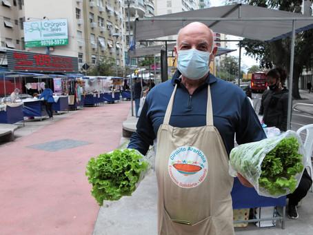 Circuito Arariboia promove feiras  e economia solidária em Niterói