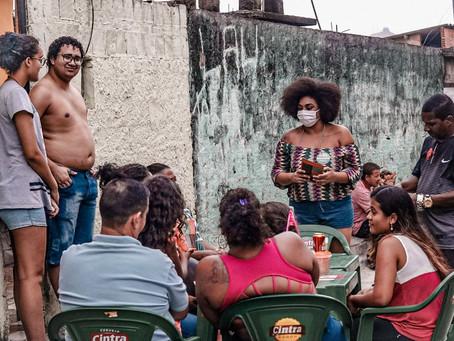Moradores de comunidades de Niterói relatam dificuldades no combate à pandemia