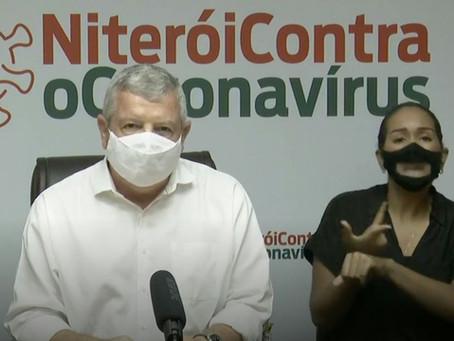Prefeitura de Niterói prepara medidas para 'normalizar' a vida da cidade com a vacinação