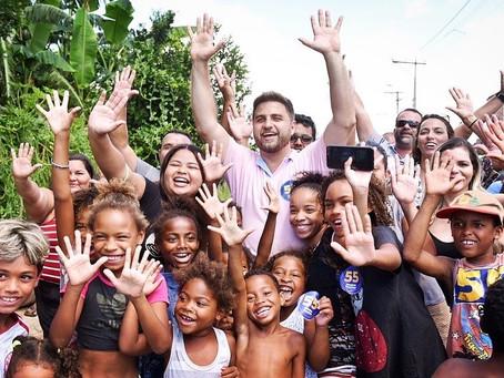 Centrão domina eleição no estado do Rio de Janeiro