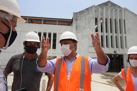 Novo Mercado Municipal de Niterói vai abrir para o público em janeiro