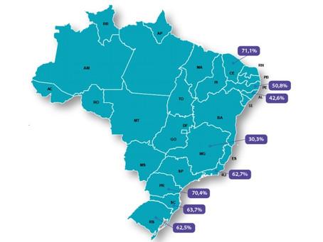 Novas variantes: 62,7% das amostras de Covid do Rio apresentam mutação