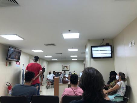 Número de internados dobra nos hospitais particulares de Niterói