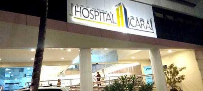 Hospital Icaraí confirma aumento de casos de Covid em Niterói