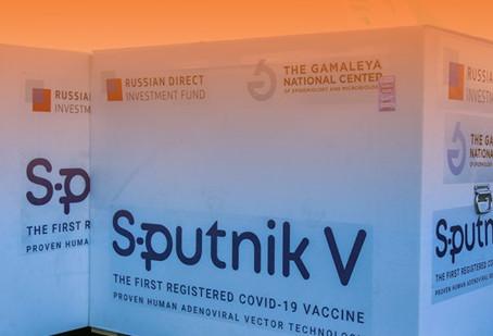 Prefeitura de Niterói anuncia a compra de 800 mil doses da vacina Sputnik V