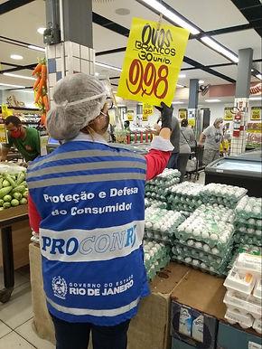 Preços dos mercados assustam e viram caso de Procon em Niterói