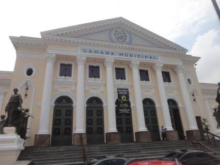 Câmara de Niterói vota orçamento de R$ 3,5 bi para 2021