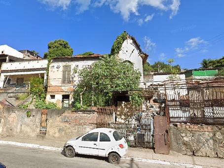 Imóvel abandonado com IPTU atrasado pode se tornar habitação popular em Niterói