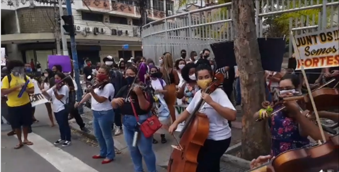 Violência contra negros em Niterói é denunciada na ONU