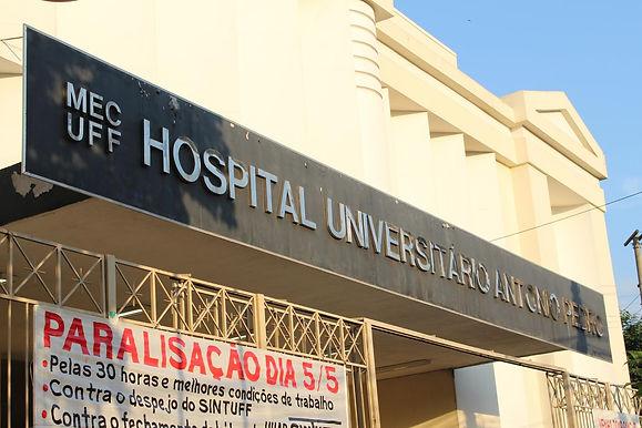 Conselho de medicina elogia o Hospital Antônio Pedro, em Niterói