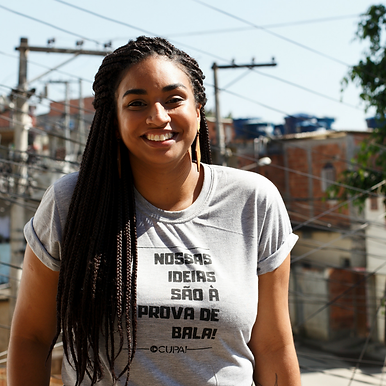 Niterói tem mais uma vereadora: Walkiria Nictheroy, do PCdoB