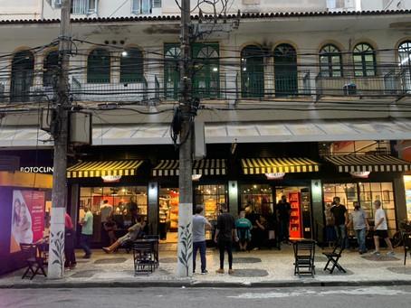 Restaurantes reabrem em Niterói, e outros estabelecimentos voltam a dar 'jeitinho'