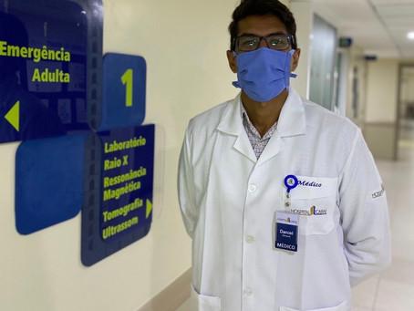 Chefe de emergência em Niterói alerta que doentes crônicos não podem abandonar o tratamento