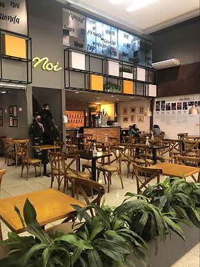 Restaurantes de Niterói voltam devagar, devagarinho